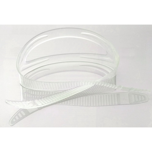 Beuchat Clear Strap X-Contact 2